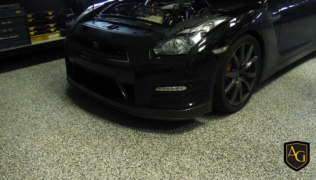 Atlanta Garage Flooring GTR
