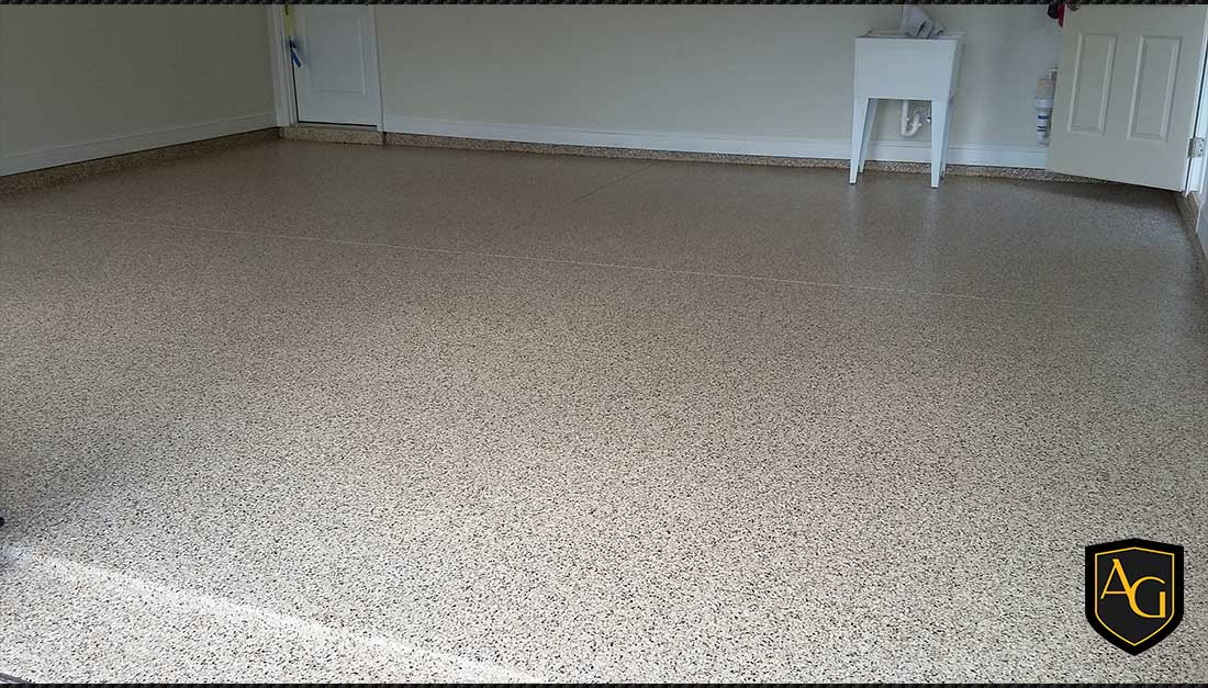 Epoxy Garage Floor Canton Holly Springs
